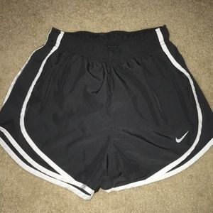 Dark grey Nike shorts